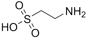 molecula taurina